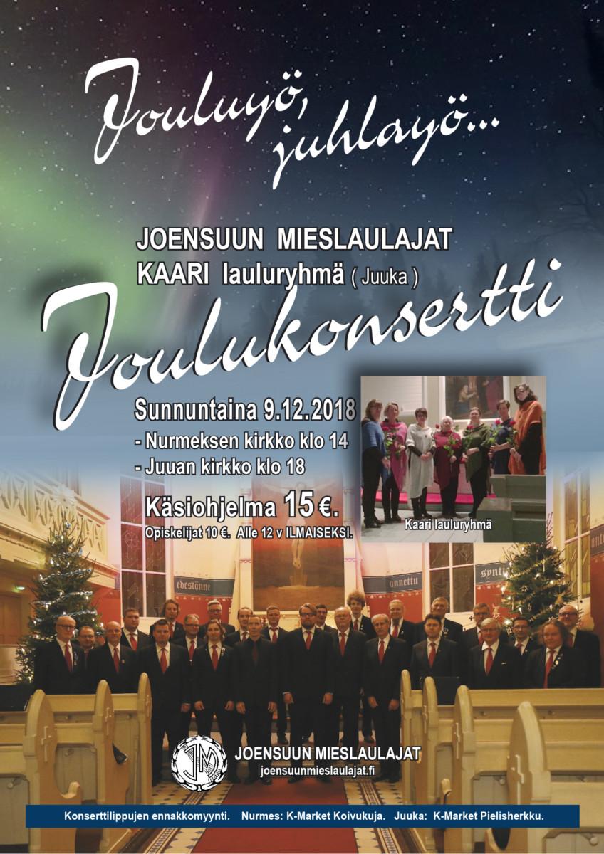 Joensuun Kirkko Konsertit